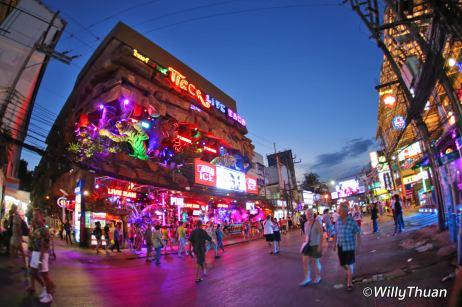 Bangla Road, Patong Beach, Phuket