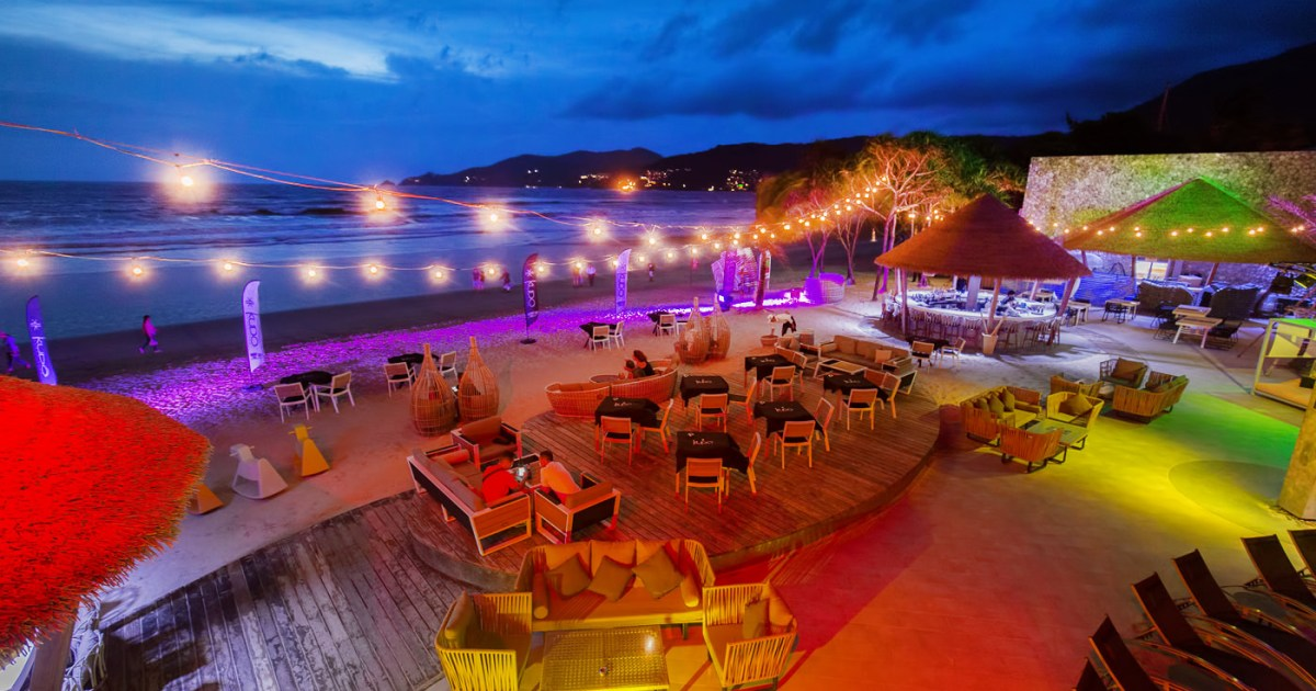 KUDO Beach Club Phuket
