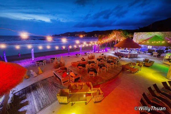 Kudo Beach Club Phuket – Patong New Beach Club