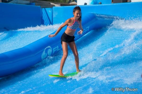 Surf House Phuket (Flow Rider Kata Beach)