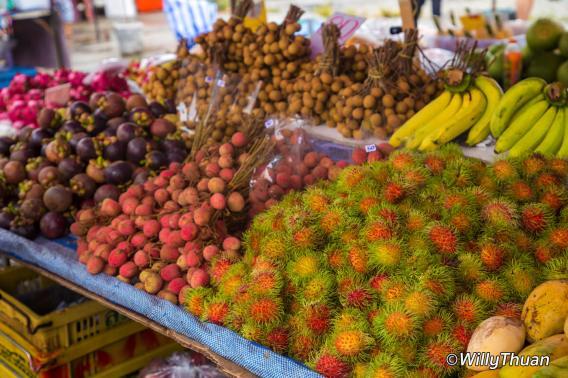 Kata Fresh market