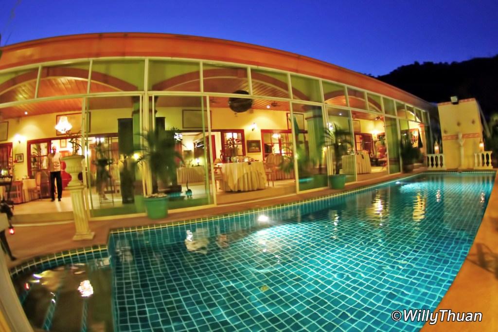 Royale Nam Tok Restaurant in Kathu, Phuket