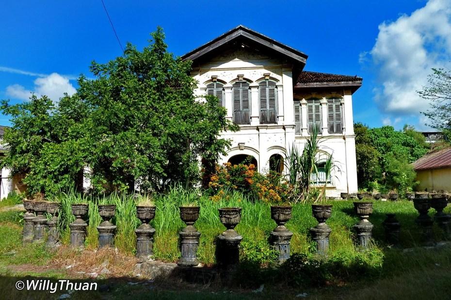 Old Phuket Town Mansion