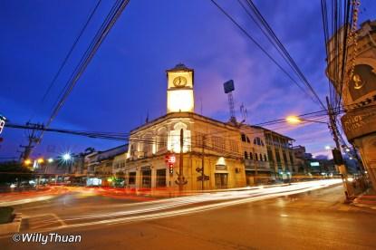 Thalang -clock