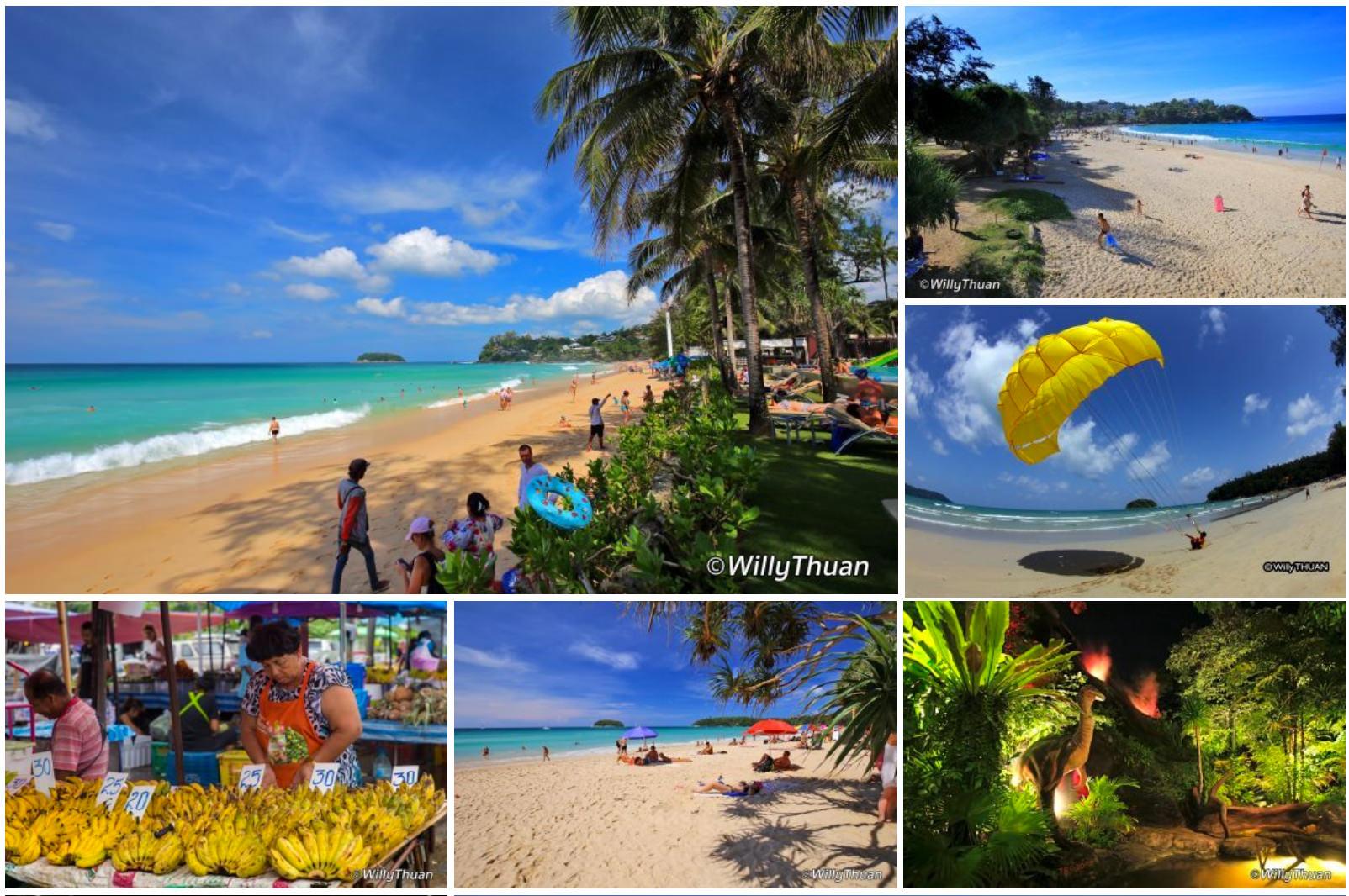 Photos of Kata Beach Kata Beach Photo Gallery Phuket 101