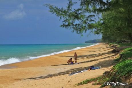 Maikhao Beach