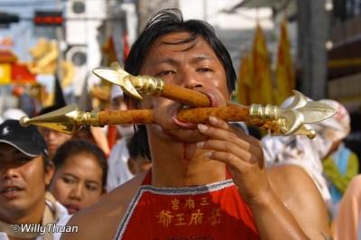 Phuket Vegetarian Festival 2018