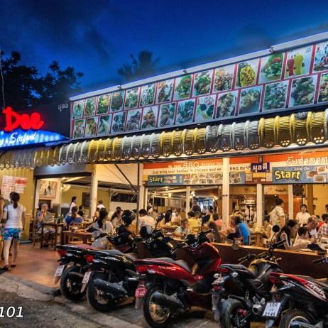 Rawai Seafood Market