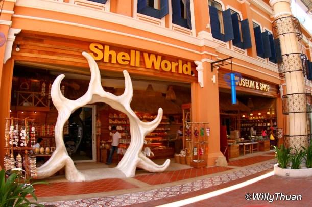 Shell Museum Phuket