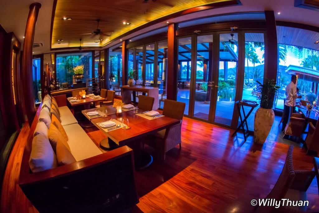 Silk Restaurant Phuket in Kamala Beach