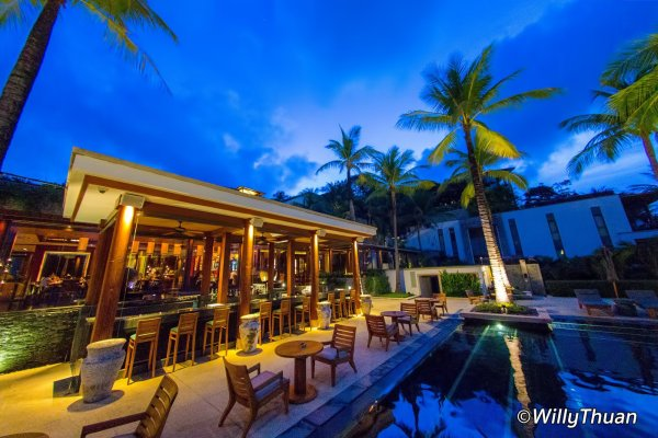 Silk Restaurant Phuket in Kamala Beach