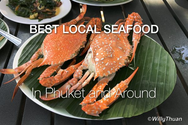 10 Best Local Seafood Restaurants in Phuket