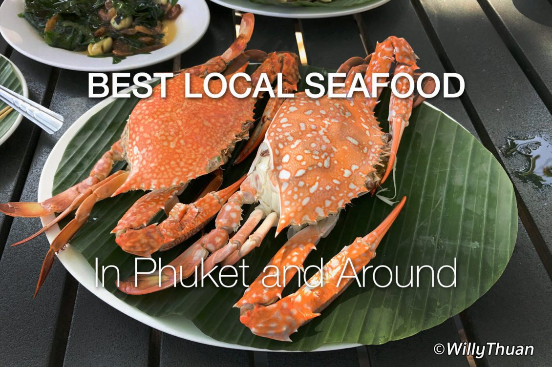 Best Local Seafood in Phuket