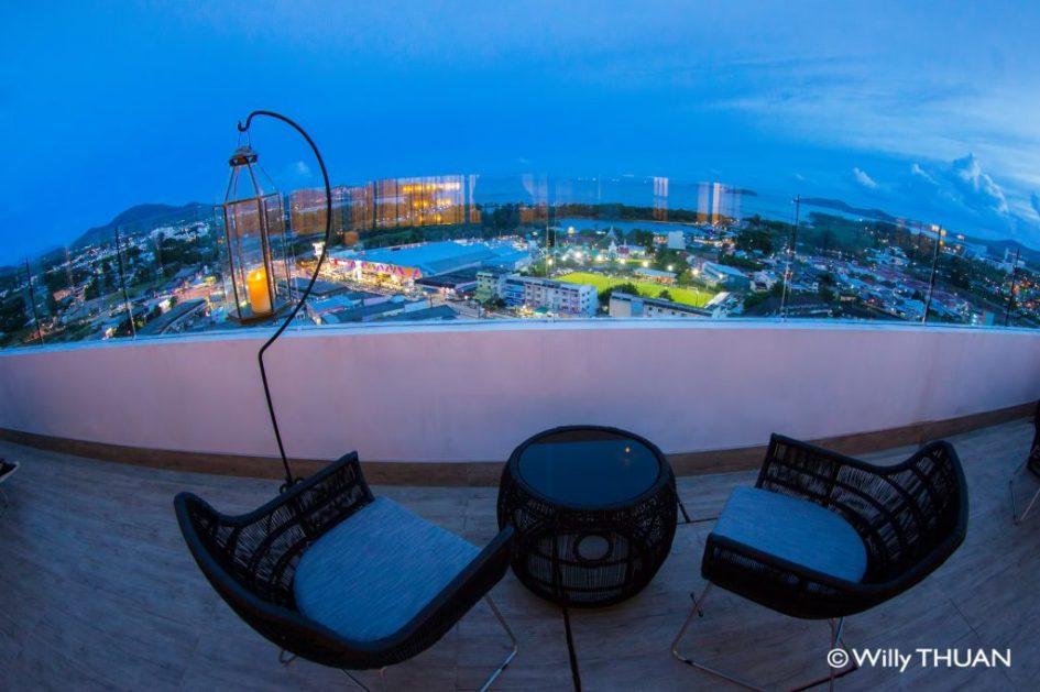 Estrela Sky Lounge at Novotel Phokeethra Phuket Town