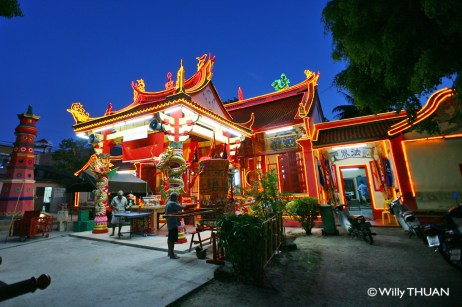 Hok Nguan Kung Shrine