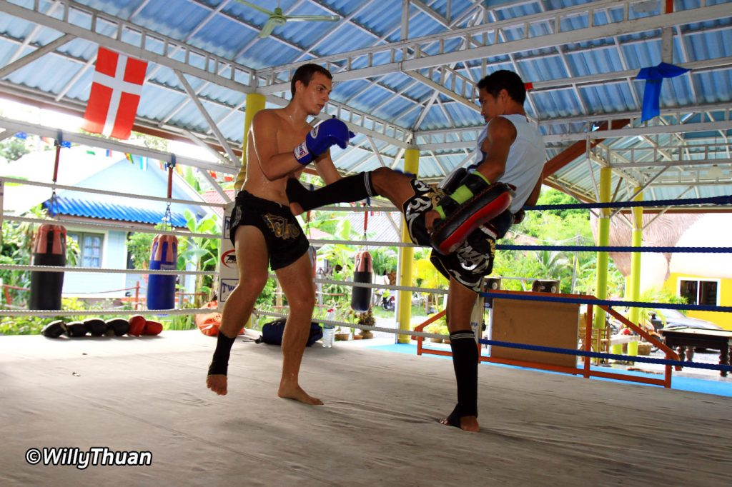 Muay Thai Training Camps in Phuket