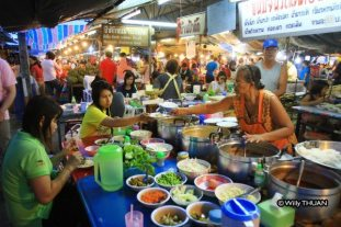 Fresh Markets in Phuket