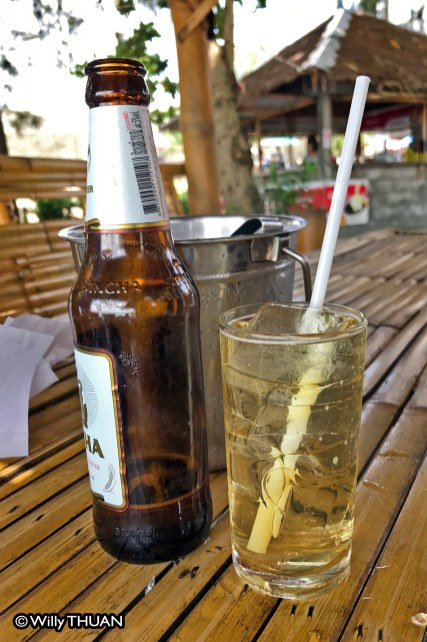 Singha beer 65 baht