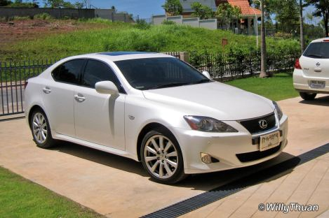 My 1st Serious car was a brand new Lexus. Loved it!