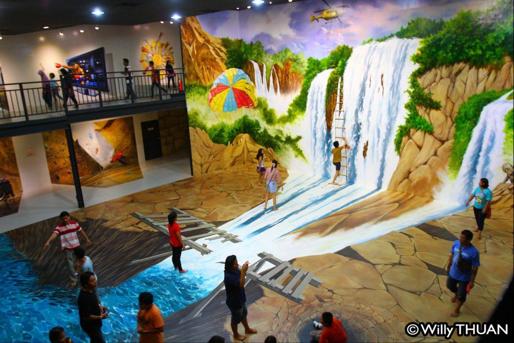 Phuket Trickeye Museum