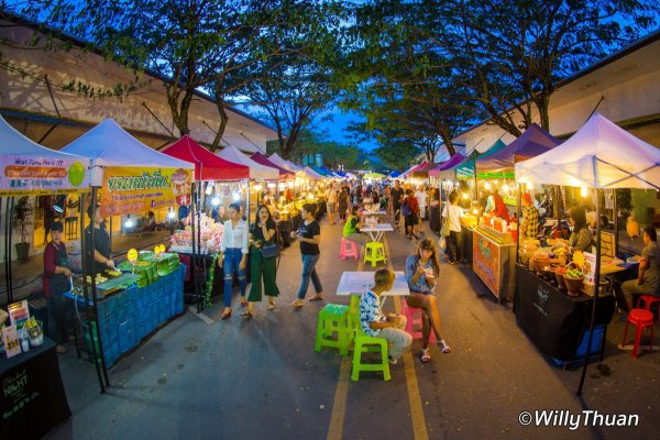 Fun Friday Avenue Market at Boat Avenue – Bangtao Beach