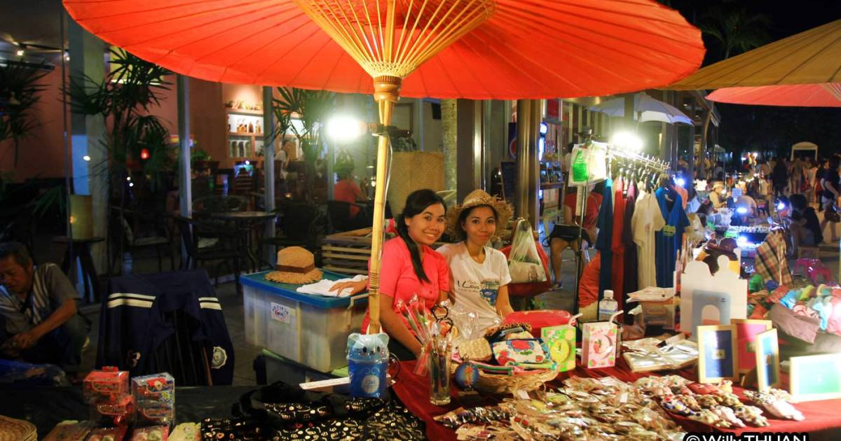 Phuket Indy Market - Phuket Town