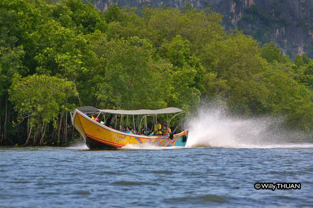 Going to Koh Panyee