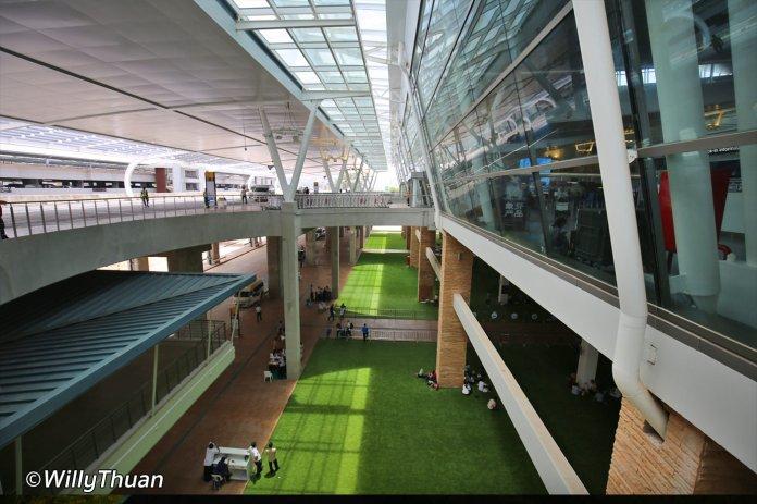 Phuket Airport Departure Terminal