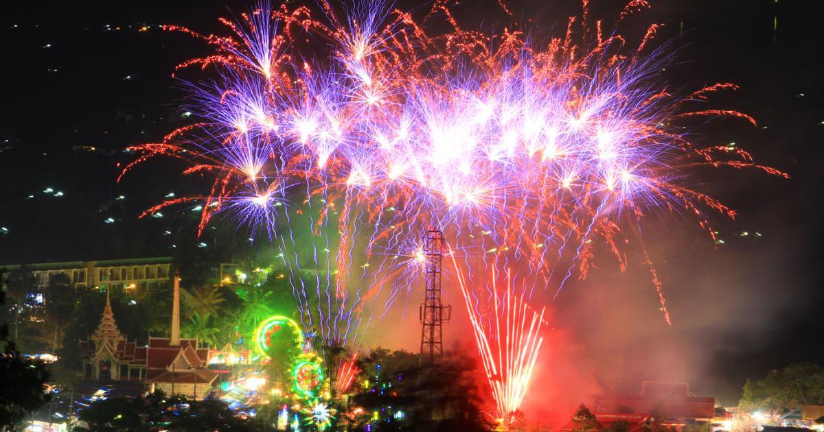 Phuket Event Calendar