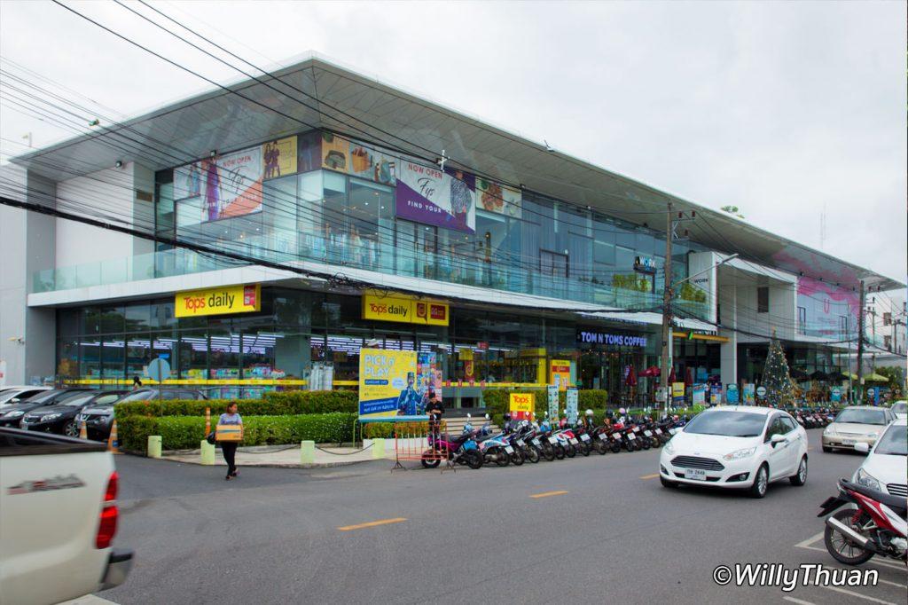 Limelight Shopping Mall Phuket Town