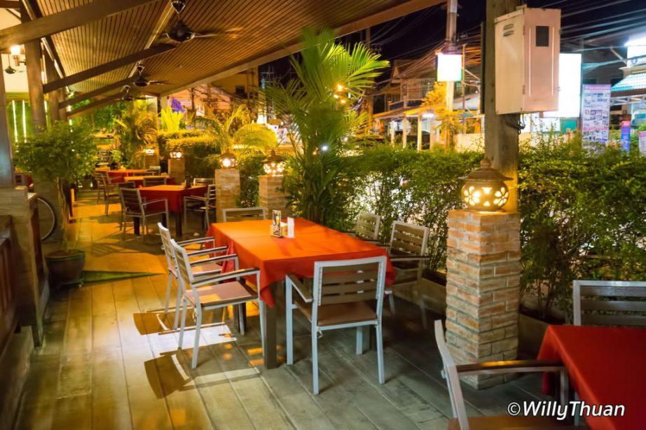 Kaab Gluay Thai Restaurant Phuket