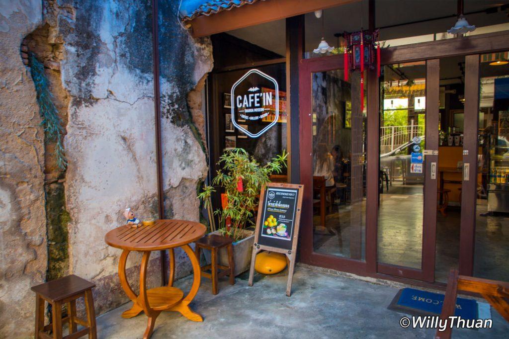 Cafe'In Phuket