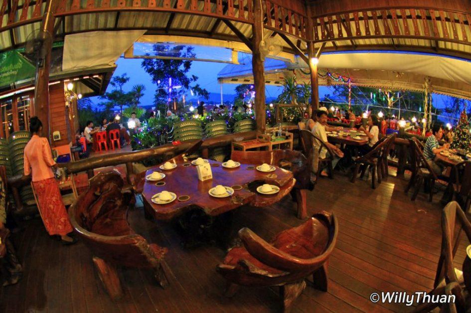 Paknam Seafood Restaurant Phuket