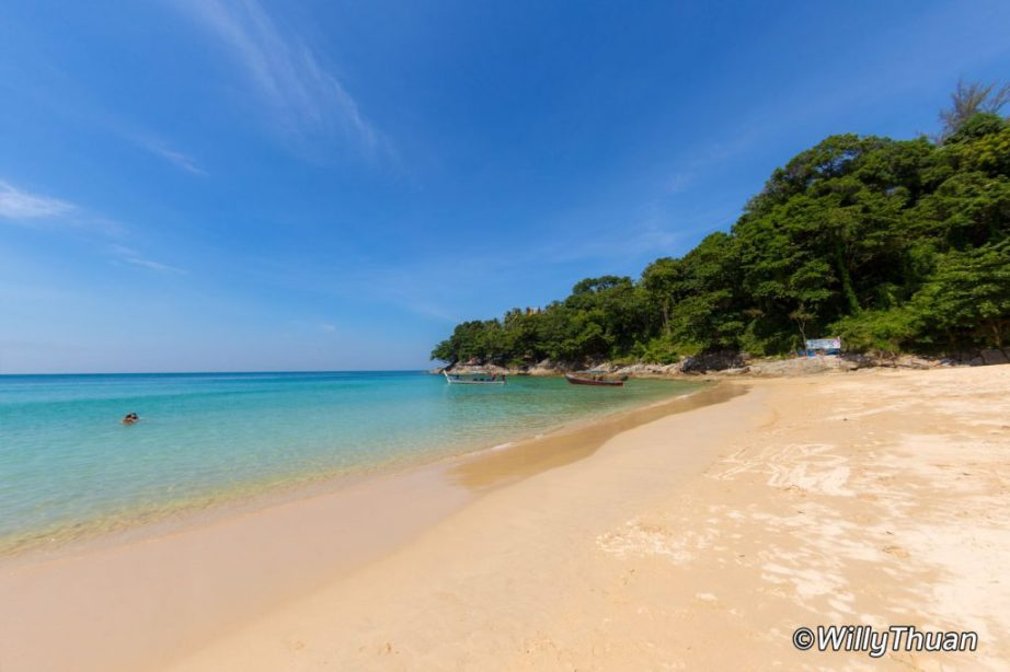 Laem Singh Beach today