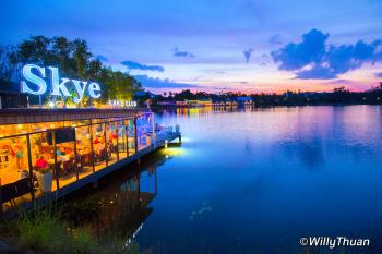 Skye Lake Club in Bangtao