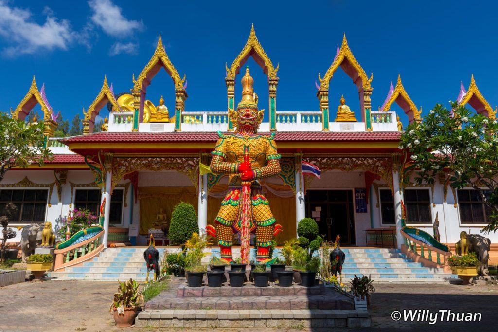 Sri Sunthon Temple Phuket