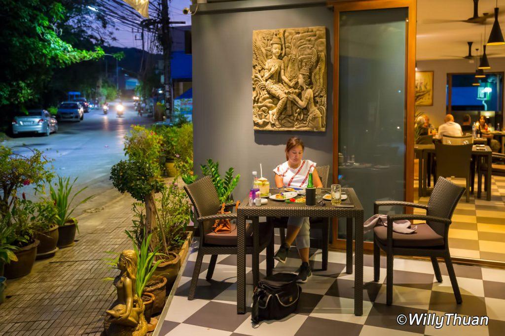 Thong Dee Brasserie Restaurant Phuket