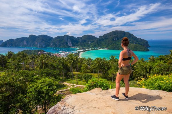 Phi Phi Viewpoint – What To Do In Phi Phi