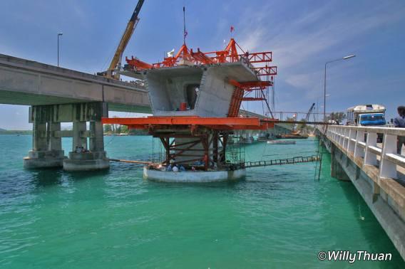 the Construction of the Bridge