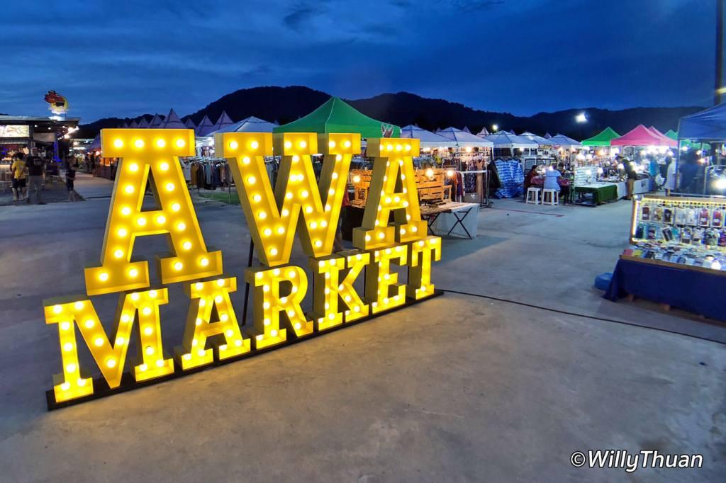 Awa Market Phuket