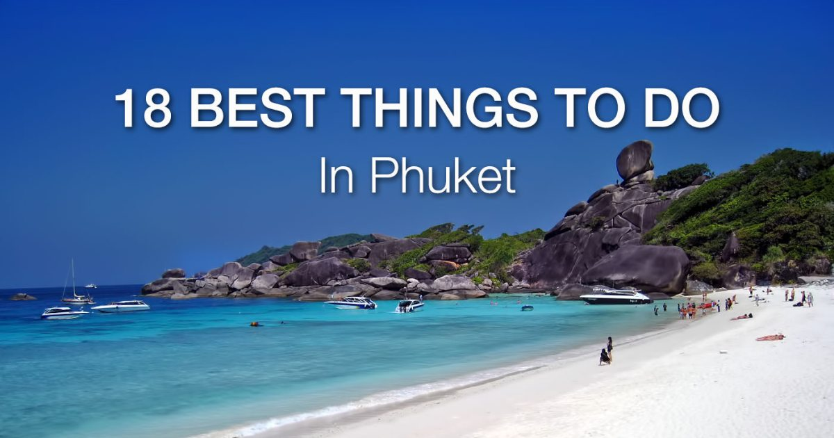 Best Boutique Hotels In Phuket