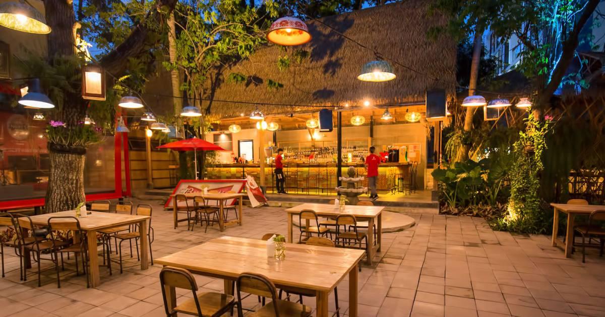 Naughty Nuri Phuket Restaurant