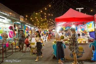 OTOP Night Market in Patong Beach