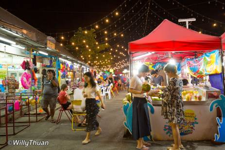 OTOP Night Market in Patong Beach