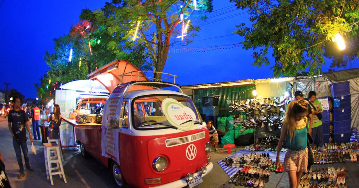 Phuket Night Markets