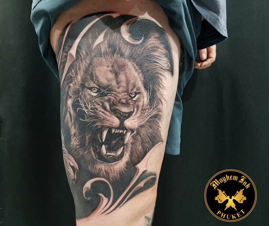 Mayhem Ink Tattoo Phuket