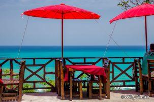 The view of Kata Noi beach is striking