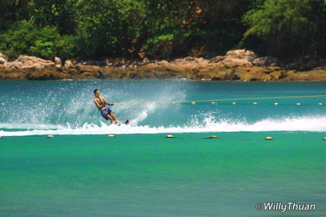 phuket waterski