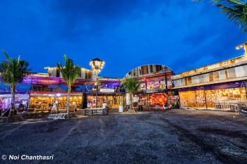 Bunthai Night Market in Kathu, Phuket