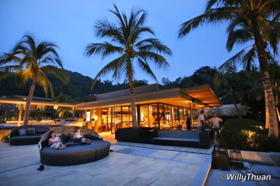 Restaurant at Marriott Nai Yang Phuket